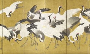Enter an 'Imaginary Aviary,' Japanese Style