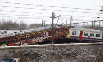 Train Crash in Belgium Kills at Least Eighteen
