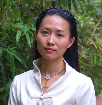A portrait of one of the plaintiffs, Crystal Chen, taken in New York, June 2009. (Charlotte Cuthbertson/The Epoch Times)