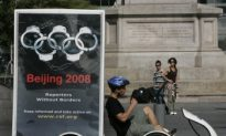 As Olympics Approach, Oppressive Grip Tightens