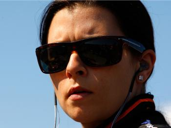 Danica Patrick Apologizes for Performance-Enhancing Drug Comment