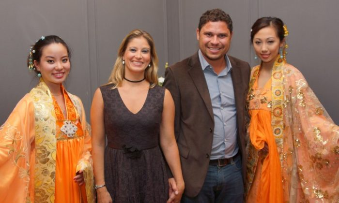 Medical doctor Evelio Chenique enjoyed Shen Yun at Lincon Center on Saturday. (Tara MacIsaac/The Epoch Times)