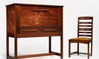 Iconic American Desk Expected to Fetch $4 Million