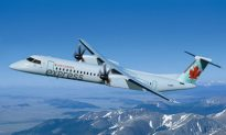 Air Canada Launches New Bombardier Q400s, Expands Service