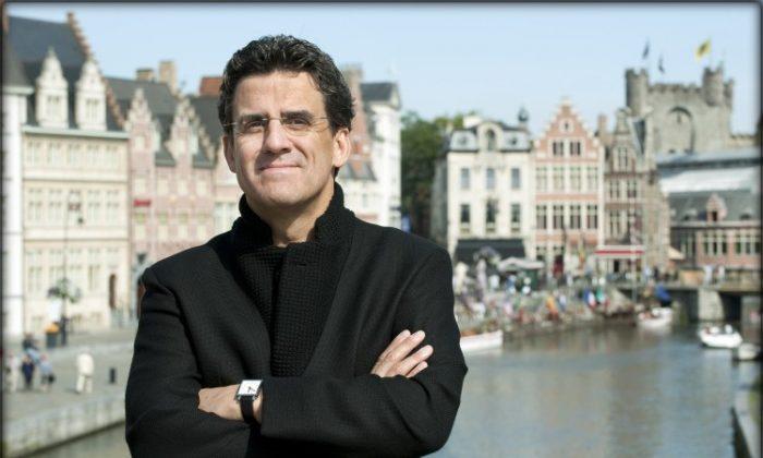 Maestro Dirk Brossé. (Courtesy of Dirk Brossé)