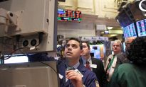 Dow Soars to Four-Year Highs