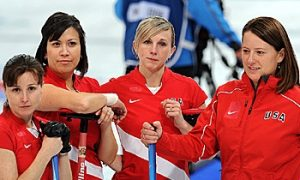 U.S. Olympic Women's Curling Team Concedes Again