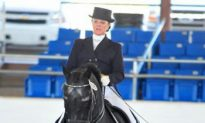 First Qualifying Event for the 2011 Pan American Equestrian Games
