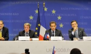 EU Criticizes Russia, Postpones Partnership Talks