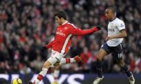 Arsenal Cements Its Position in Top Three