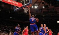New York Knicks Too Good for Hawks at MSG