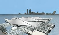 New Ferry Terminal for Battery Park City