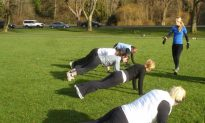 'Boot Camp' Your Body Into Shape