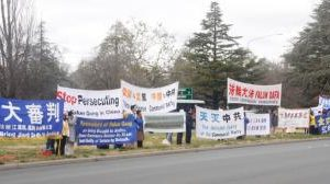 Xi Jinping Gets the Message From Protesters in Canberra