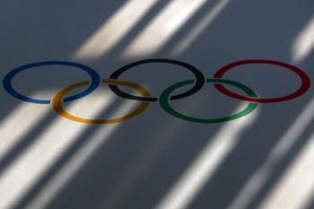 Cushy reporting on the Beijing Games confuses reality. (Vladimir Rys/Bongarts/Getty Images)