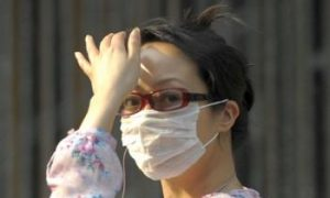 College Group Flu Outbreaks Spread Across China