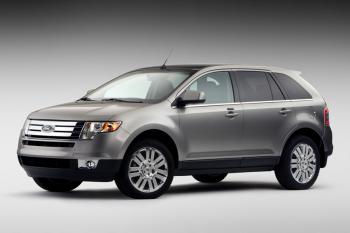 2008 Ford Edge (Courtesy of Ford Media)