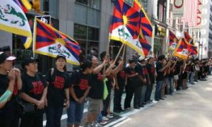 As Olympics End, Tibetan Cause Continues in NYC
