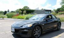 2009 Mazda RX-8: Active, Energetic, Spirited