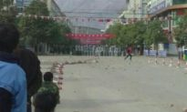 Thousands of Protestors Overrun Communist Office in Northwest China