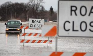 Local Tells of the Fargo Flood