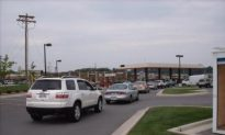 Gas Stations Low on Gas in Nashville and Environs