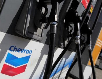 National Gas Prices Increase: A Chevron gas pump pictured on March 9. National gas prices have increased recently, but the trend may be temporary. (Justin Sullivan/Getty Images)
