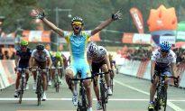Gavazzi Snatches Tour of Beijing Stage Three Win