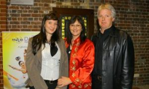 Artistically Inclined Family Overwhelmed by Shen Yun
