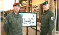 An Austrian Soldier's NATO Tour of Duty in Afghanistan