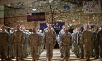 Soldiers From the 25th Infantry Return Back From Iraq, as US Forces Pull Out