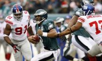 Giants and Eagles Get Ready to Rumble