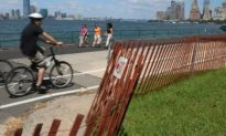 Demolition Opening Up Manhattan's Governors Island