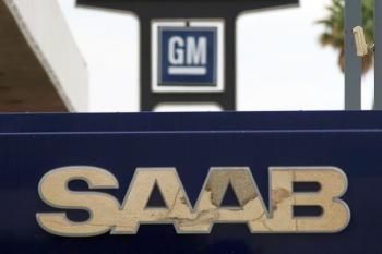 GM may shutter the Saab brand this week. (David McNew/Getty Images)