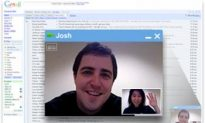 Google Launches Gmail Video Chat