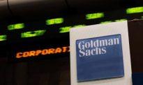Goldman Sachs Hit With Subpoena From New York Regulator