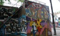 Graffiti Needs a Playground