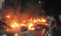 Greece on Fire With Riots