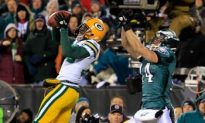 Green Bay Packers Upend Philadelphia Eagles in NFC Wildcard