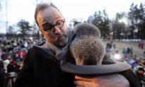 Punxsutawney Phil Forecasts Early Spring on Groundhog Day 2011