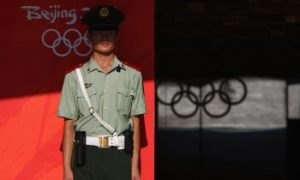 Beijing Games Not 'force for good,' Say Rights Group