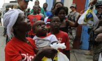 Psychologist Brings Calm to Haiti Chaos