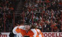 Devils Road Win Streak Ends in Philly