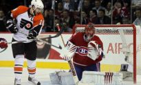 Habs Turn the Tables on Flyers