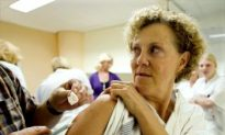 Health Care Workers: 2 in 7 Refuse Flu Shots