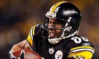Steelers Receiver Ward Back After Knee Injury