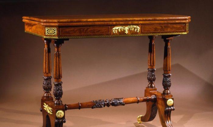 Elizabeth Feld, the director of American Decorative Arts at Hirschl & Adler. (Courtesy of Hirschl & Adler.)