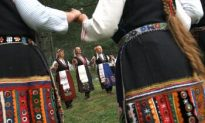 The Mystical 'Horo' Dance from the Balkans