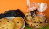 Monster-Size Halloween Cookies