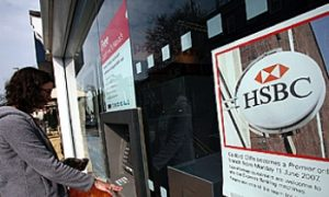 HSBC Shareholders Block Executive Pay Scheme